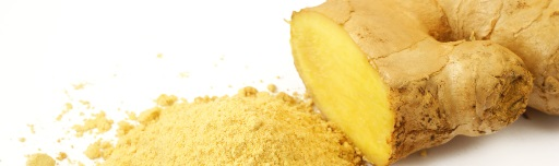 spices ginger