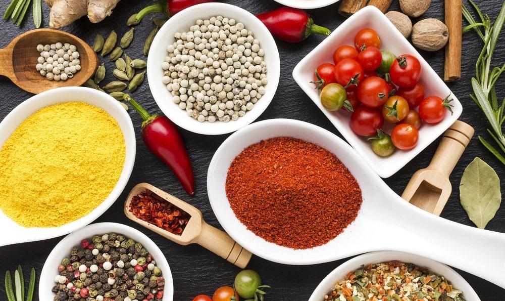 seasoning and flavor